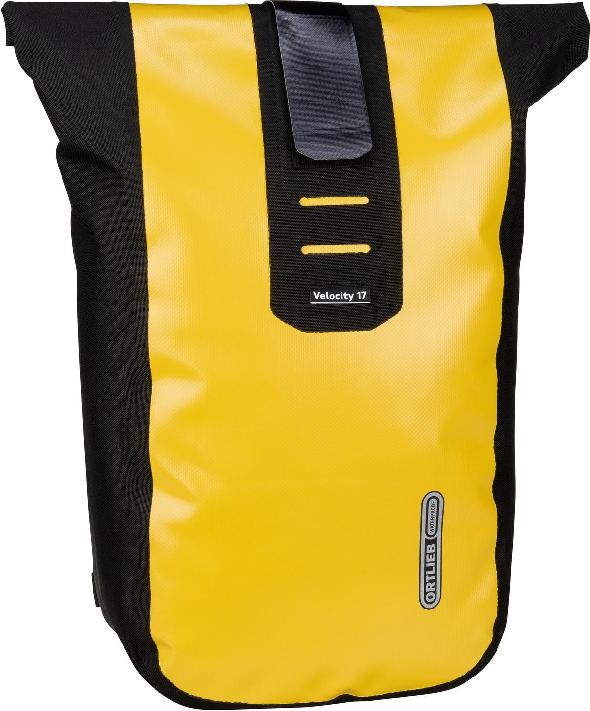 Rucksack / Daypack Velocity 17L Yellow-Black (17 Liter)
