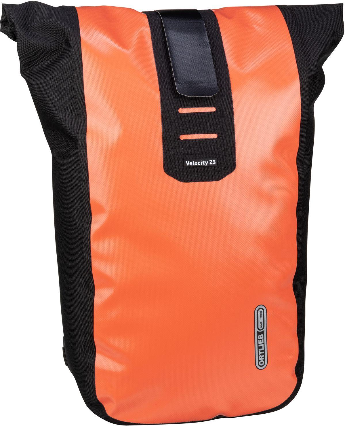 Rucksack / Daypack Velocity 23L Coral-Black (23 Liter)