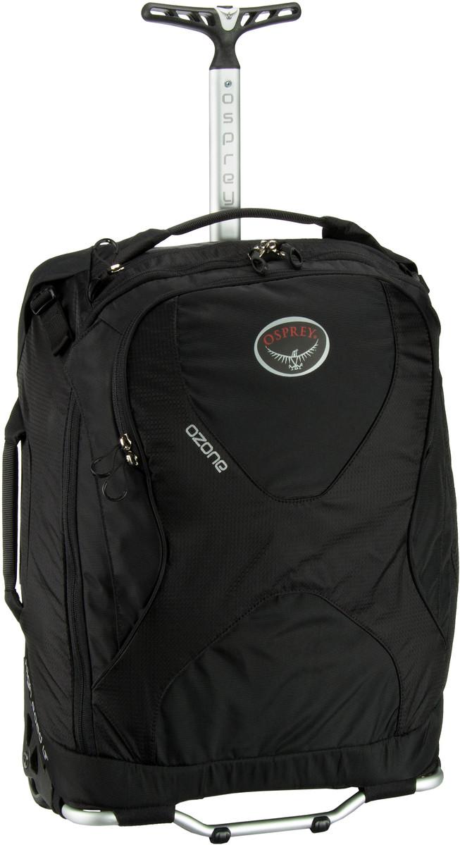Osprey Ozone 36 II Black - Trolley + Koffer