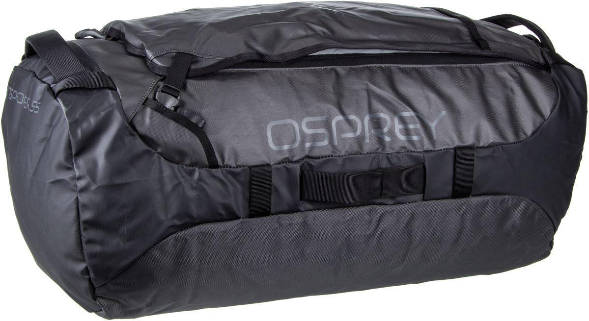 Osprey Transporter 95 Black - Reisetasche