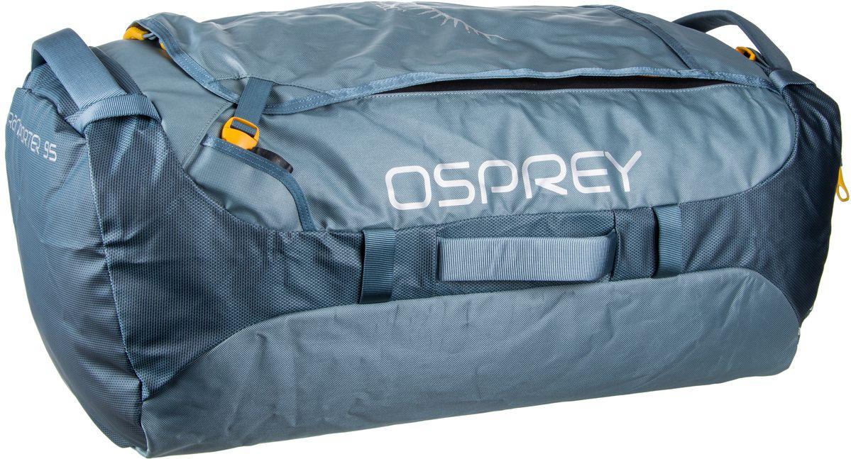 Osprey Transporter 95 Keystone Grey - Reisetasche