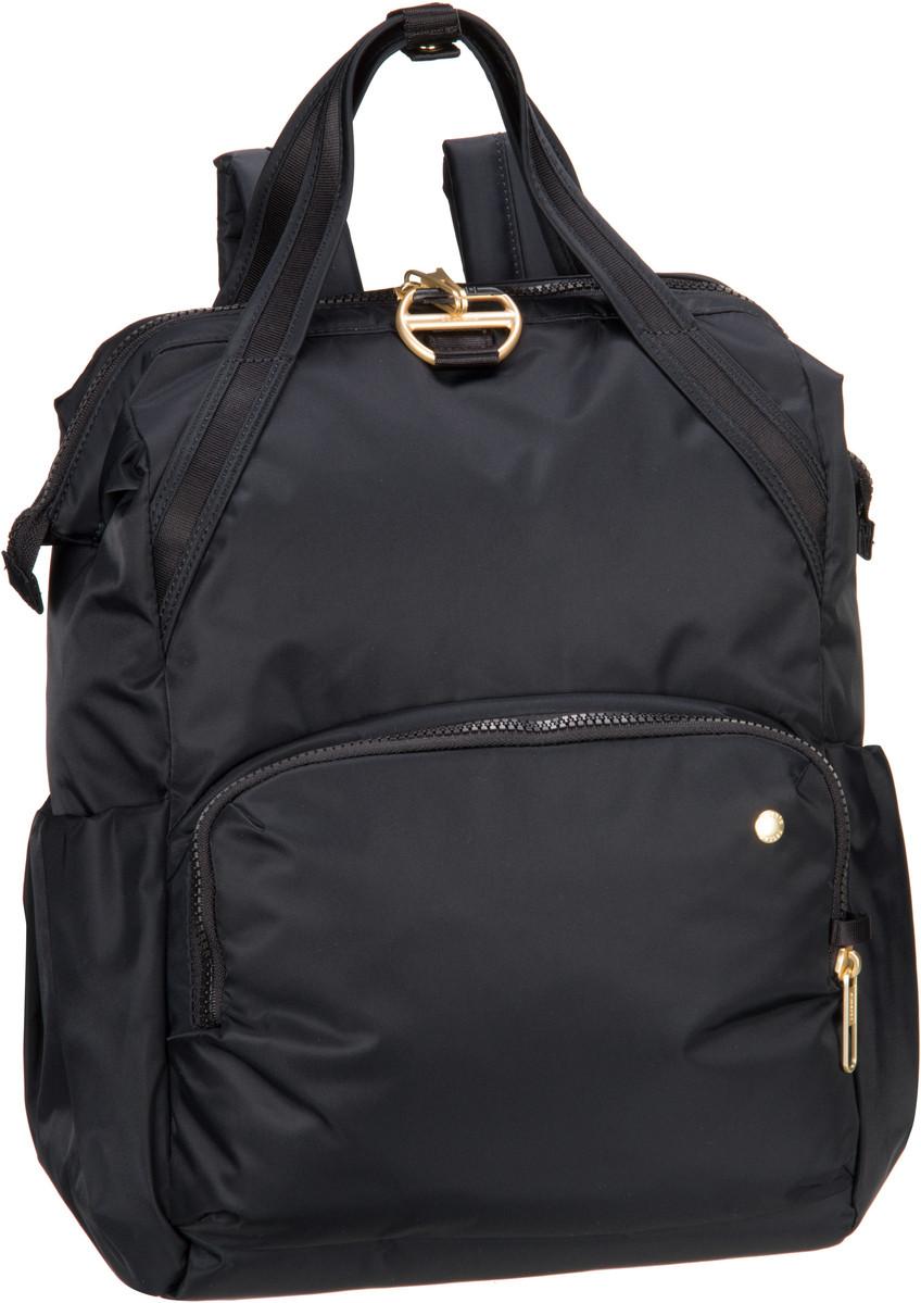 Laptoprucksack Citysafe CX Backpack Black (17 Liter)