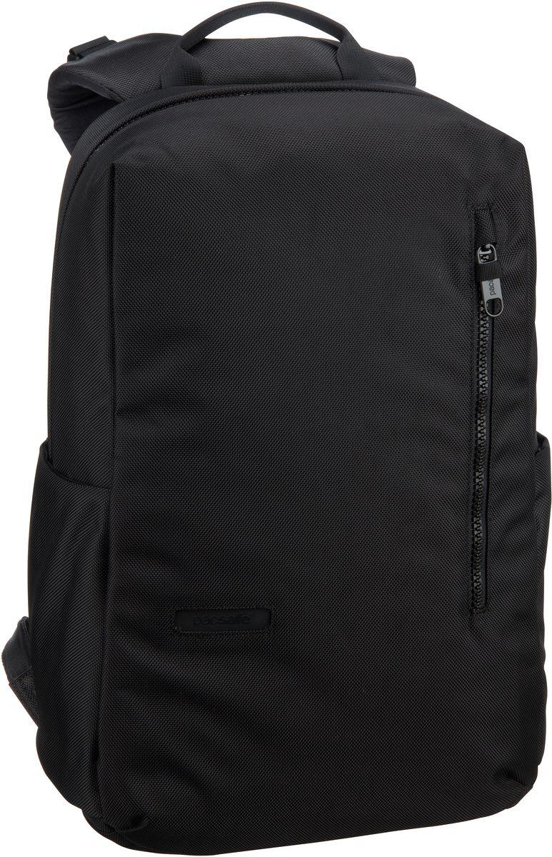 Laptoprucksack Intasafe Backpack Black (20 Liter)
