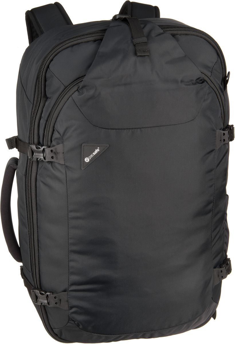 Laptoprucksack Venturesafe EXP45 Black (45 Liter)
