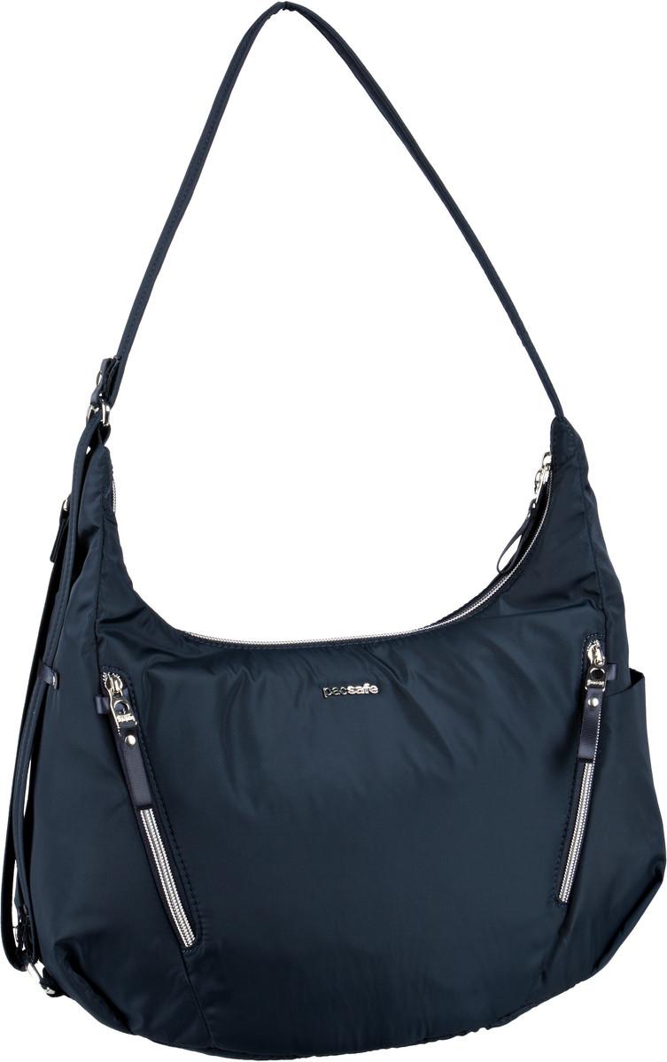 Pacsafe Handtasche Stylesafe Convertible Crossbody Navy (10 Liter)