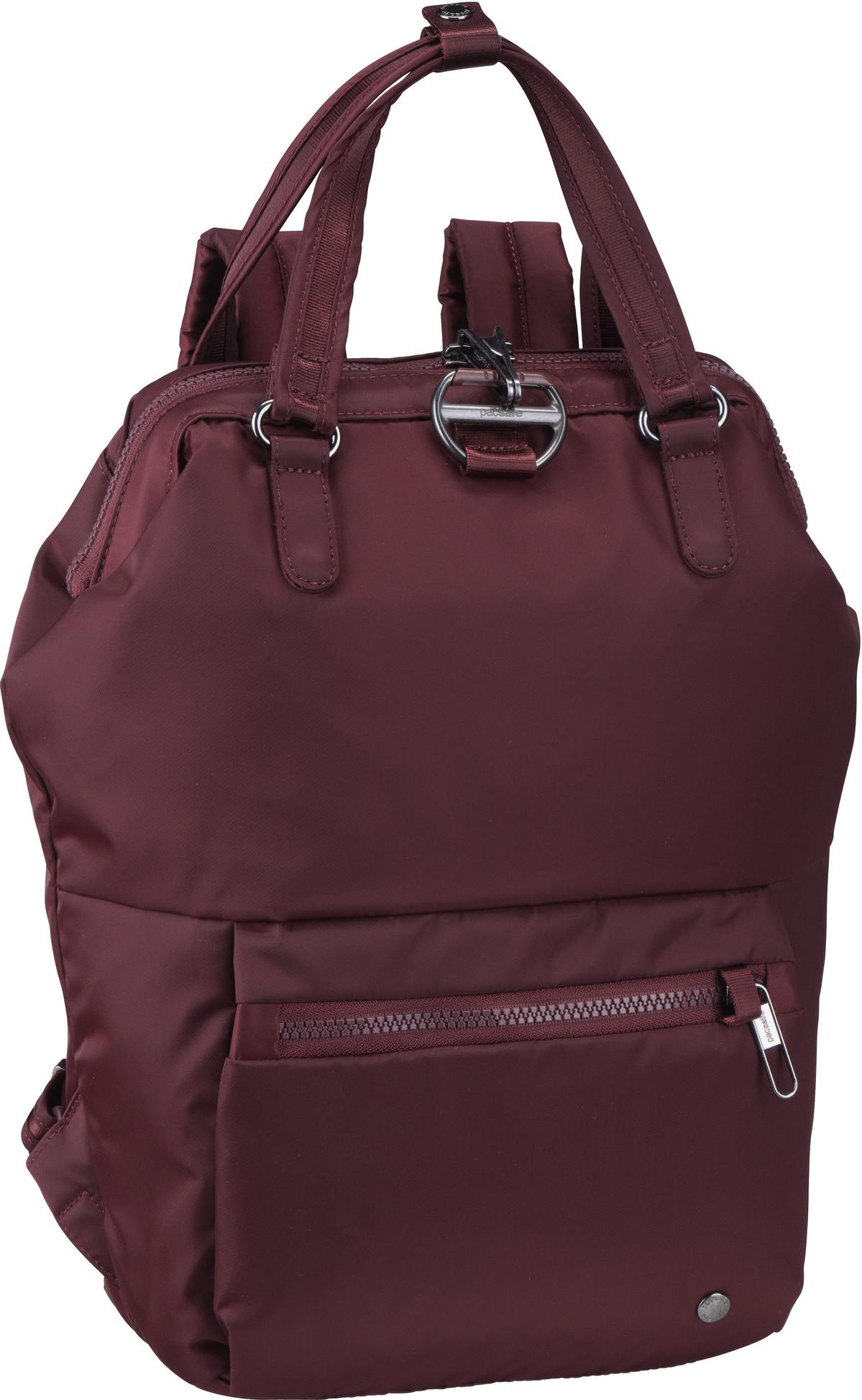 Rucksack / Daypack Citysafe CX Mini Backpack Merlot (11 Liter)