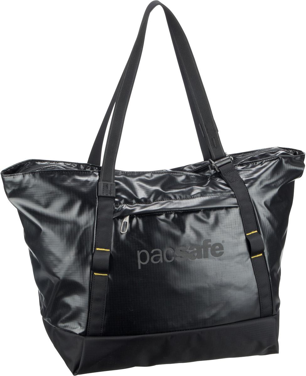 Shopper für Frauen - Pacsafe Shopper Pacsafe Dry Lite 30L Tote Black (30 Liter)  - Onlineshop Taschenkaufhaus