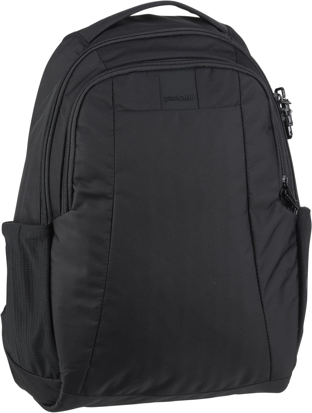 Laptoprucksack Metrosafe LS350 Backpack Black (15 Liter)