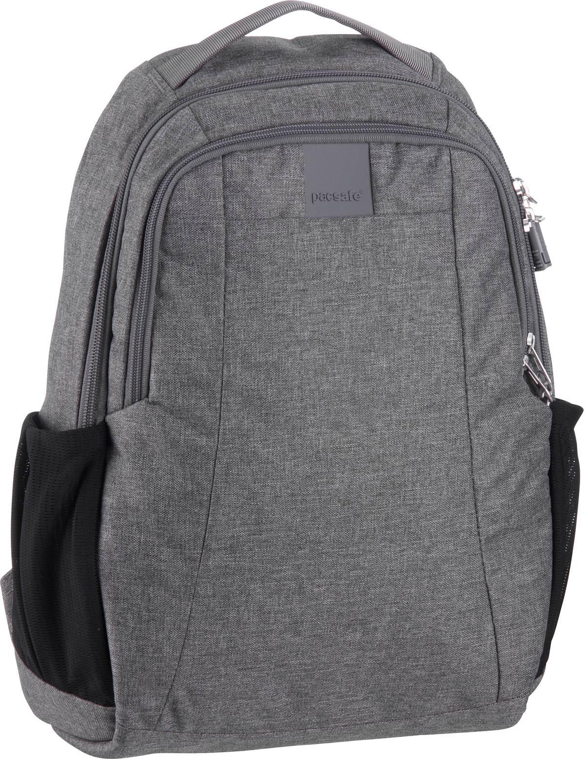 Laptoprucksack Metrosafe LS350 Backpack Dark Tweed (15 Liter)