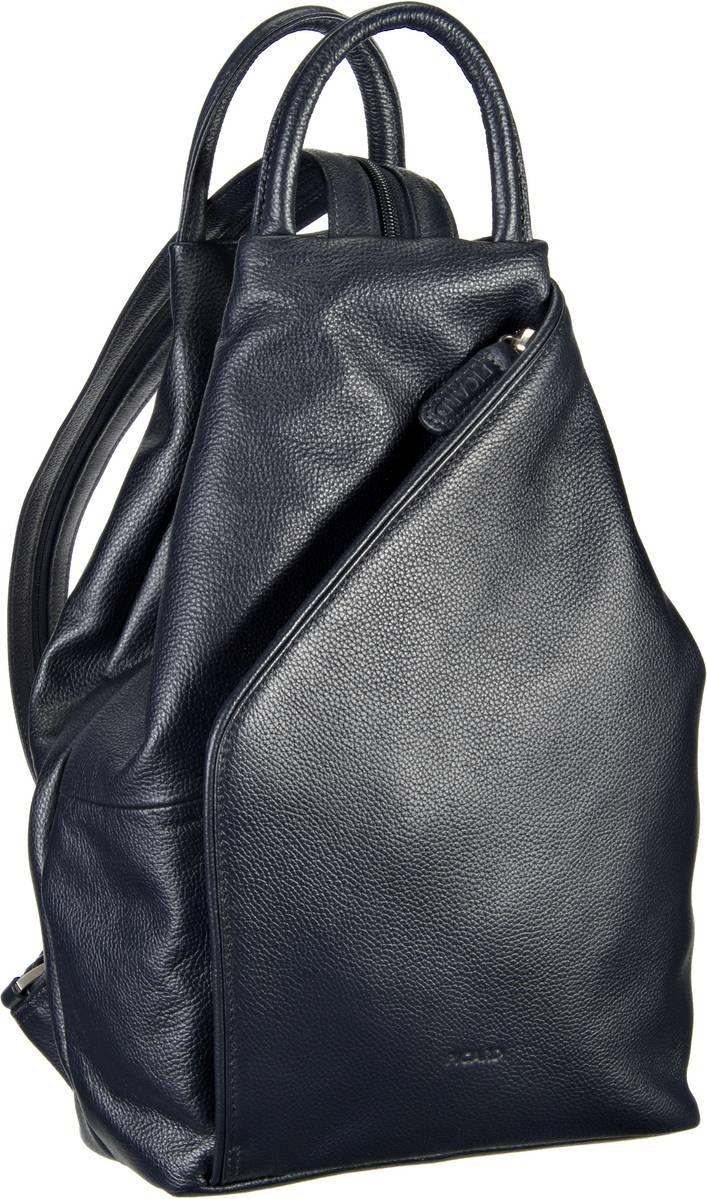 Rucksaecke für Frauen - Picard Rucksack Daypack Luis Damen Rucksack Ozean  - Onlineshop Taschenkaufhaus