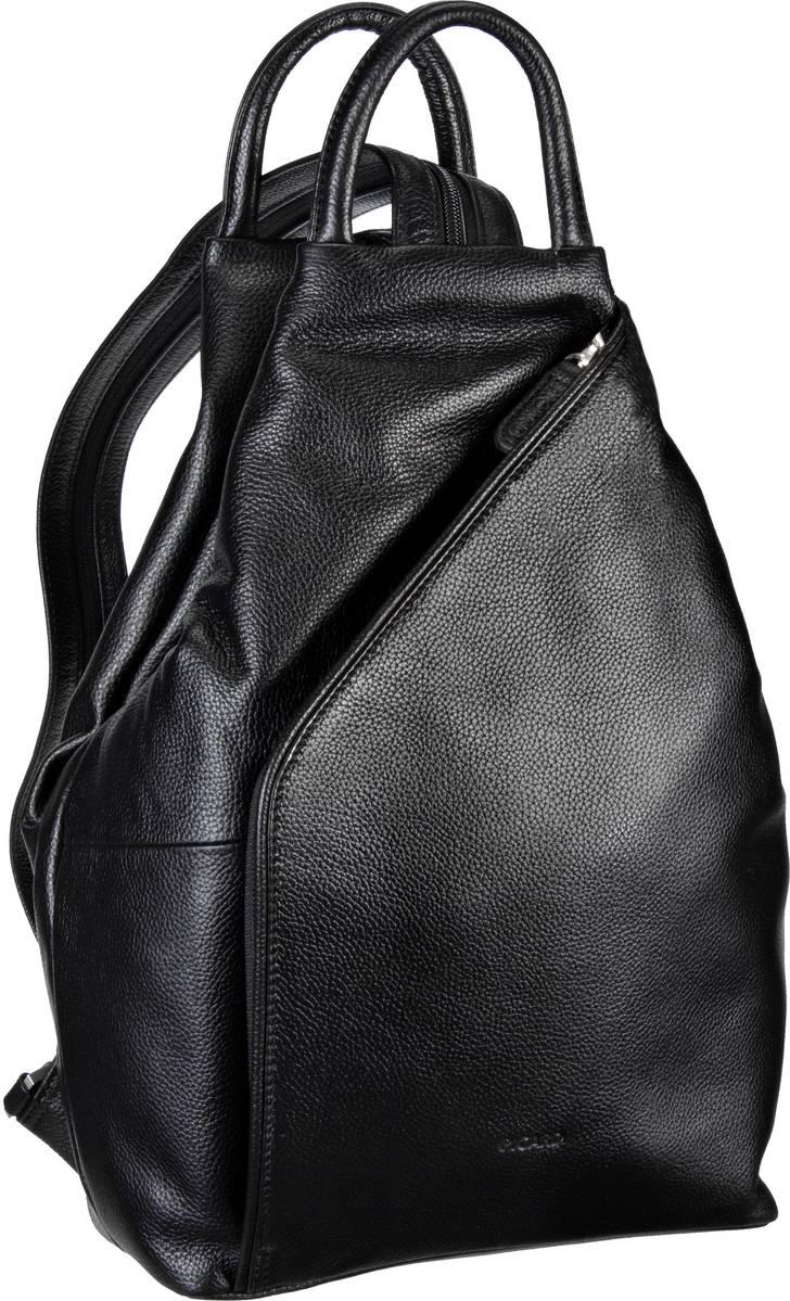Rucksaecke für Frauen - Picard Rucksack Daypack Luis Damen Rucksack Schwarz  - Onlineshop Taschenkaufhaus