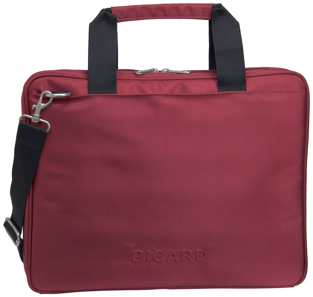 Picard Laptophülle Notebook Business Tasche large Rot