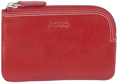 Picard Schlüsseletui Porto Schlüsseletui Rot