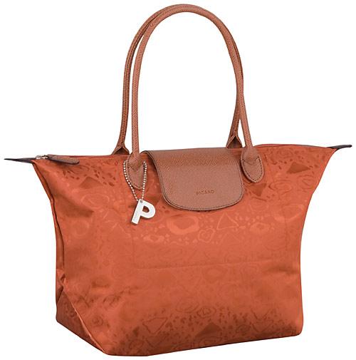 Handtasche Easy Shopper Large Orange