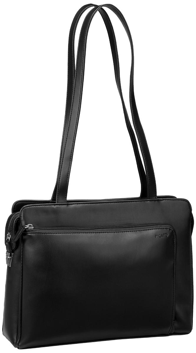 Handtasche Full Damentasche Schwarz