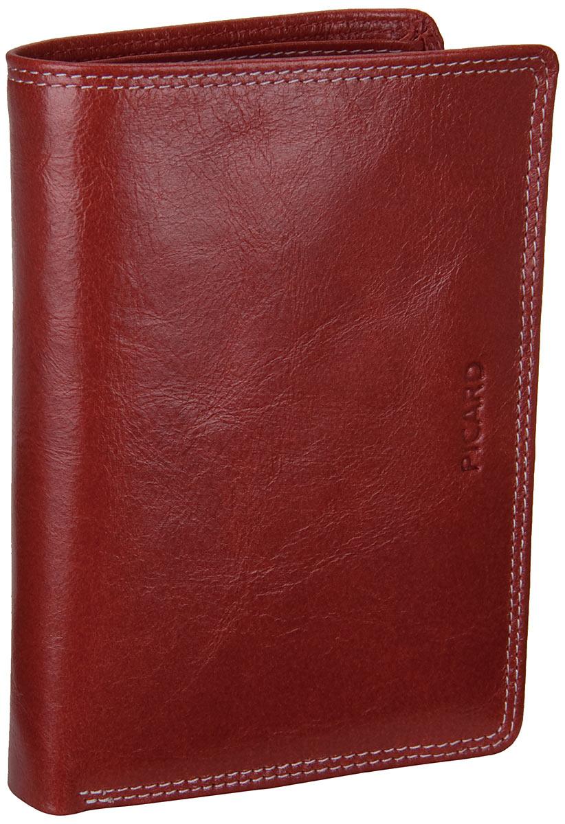 Porto Brieftasche Rot