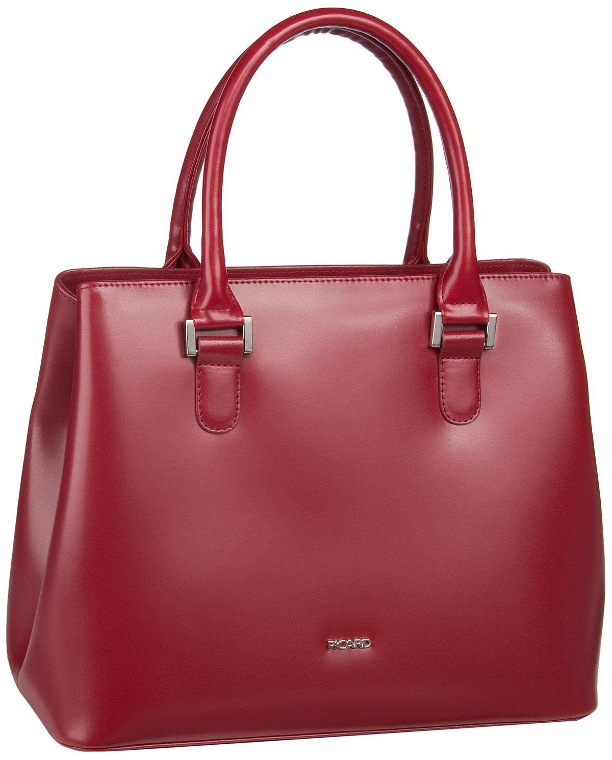 Handtasche Berlin Rot