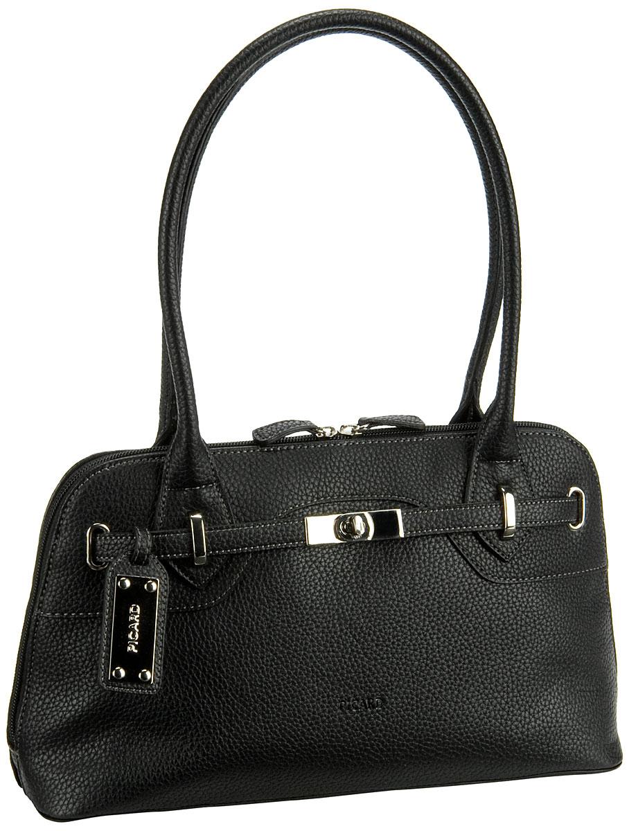 Handtasche St. Pauls Damentasche Schwarz