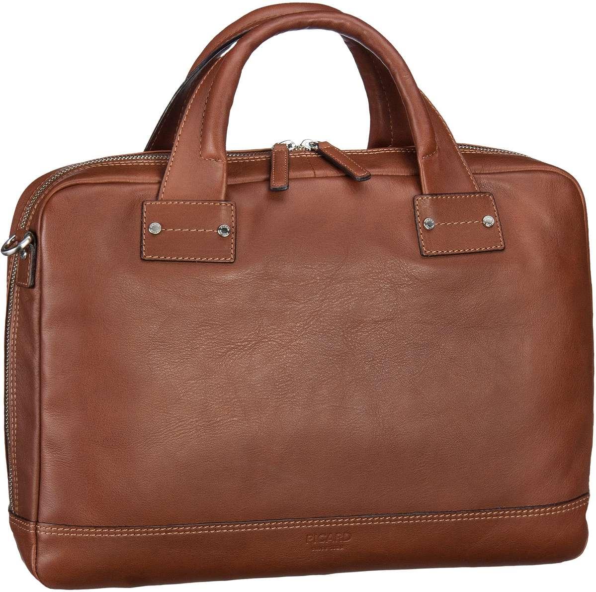 Do It Business Bag Cognac (innen: Braun)