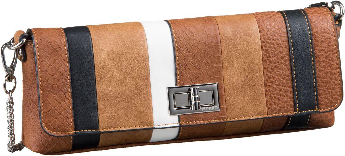 Handtasche Strip 2240 Cognac