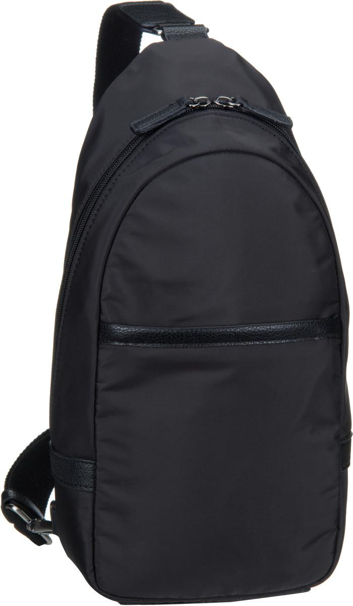 Rucksack / Daypack S'Pore 2278 Schwarz