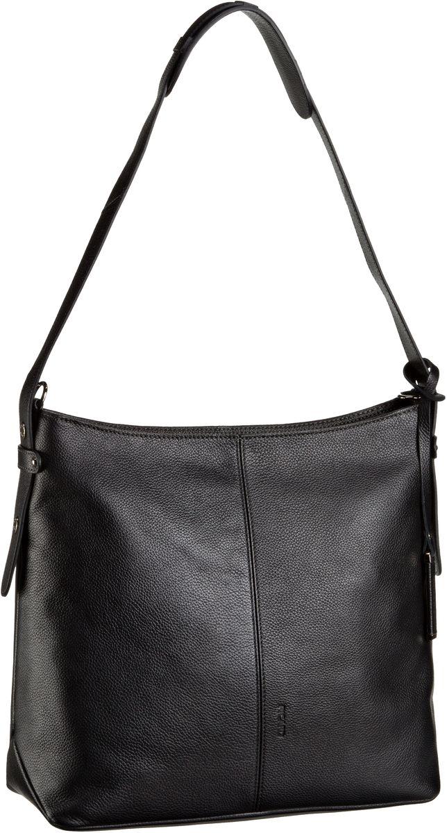 Handtasche Daily 8762 Schwarz