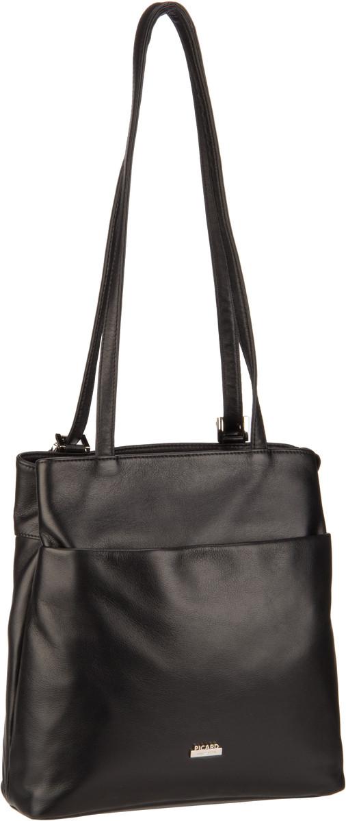 Handtasche Really 8732 Schwarz