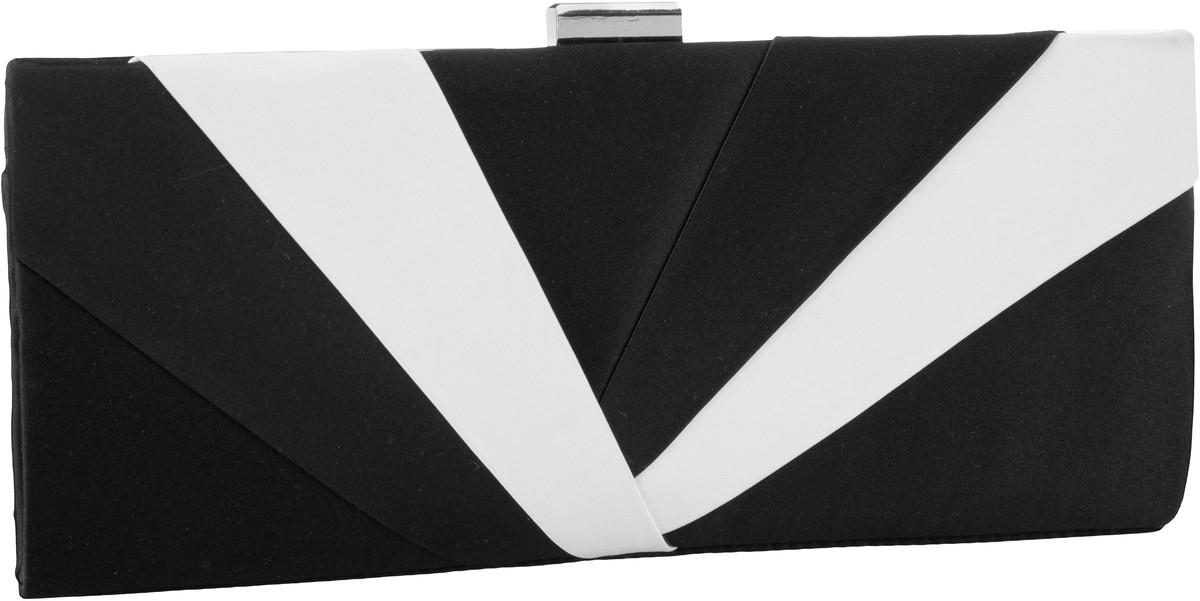 Handtasche Emilia 2495 Schwarz/Kombi