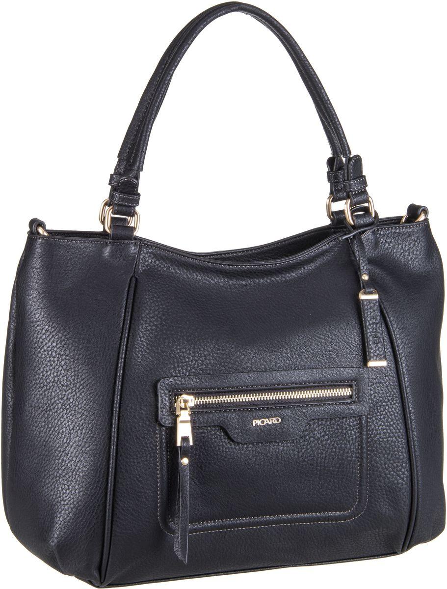 Handtasche Be Nice 2450 Schwarz