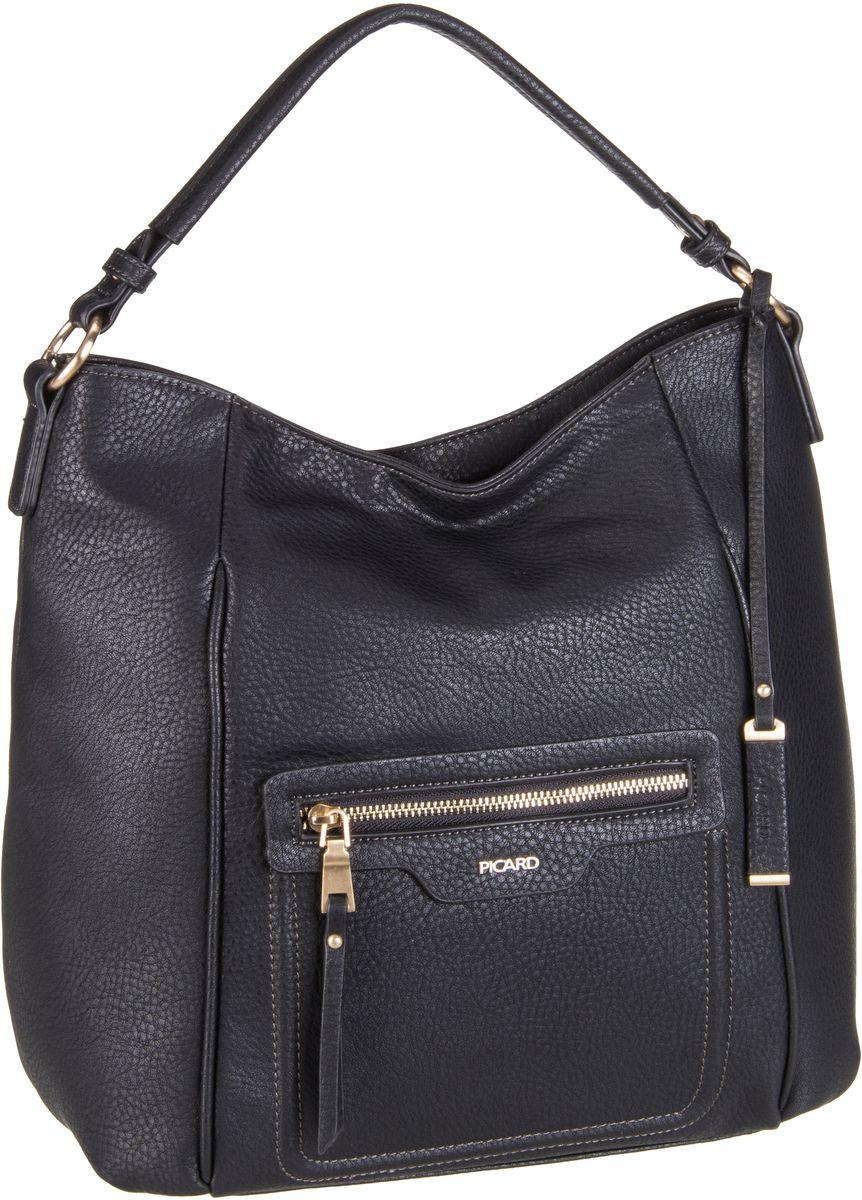 Handtasche Be Nice 2452 Schwarz