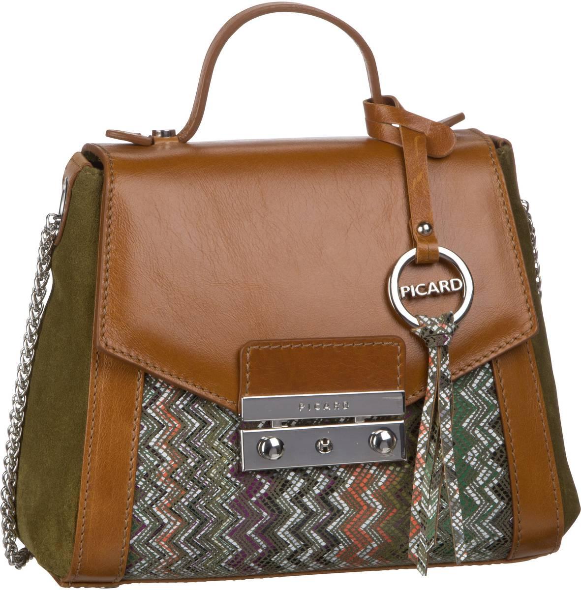 Wiesengrund Angebote Picard Chelsea 4432 Olive-Mix - Handtasche