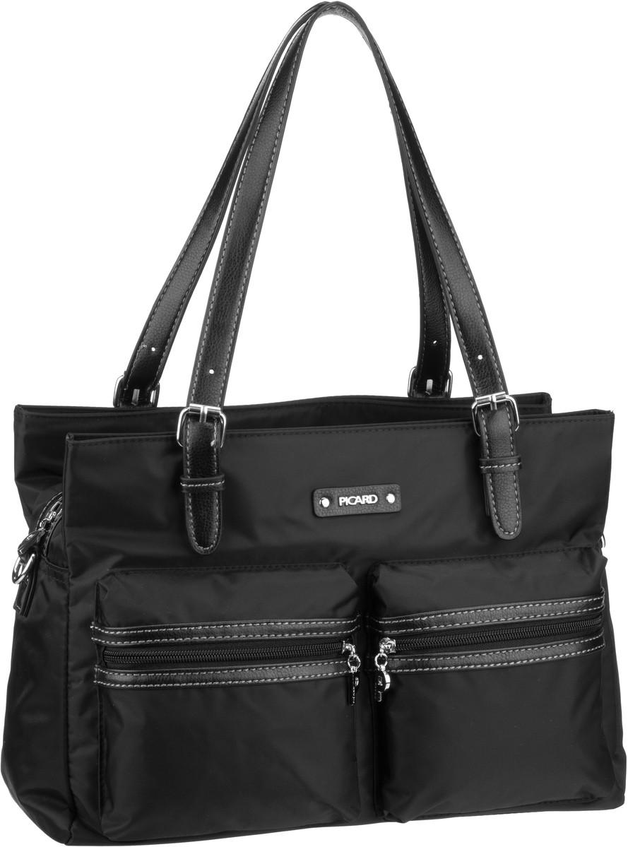 Handtasche Sonja 2497 Schwarz
