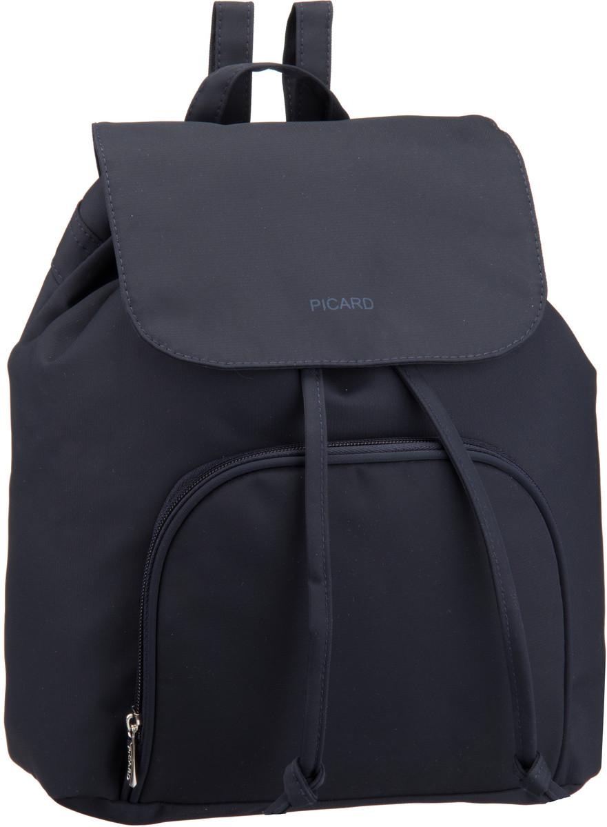 Rucksaecke für Frauen - Picard Rucksack Daypack Tiptop 2498 Ozean  - Onlineshop Taschenkaufhaus