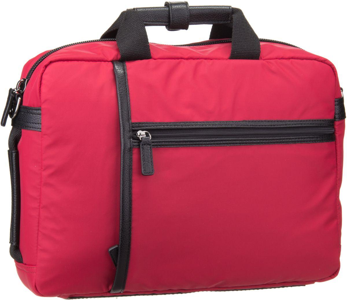 Businesstaschen für Frauen - Picard Aktentasche S'Pore 2333 Rot  - Onlineshop Taschenkaufhaus