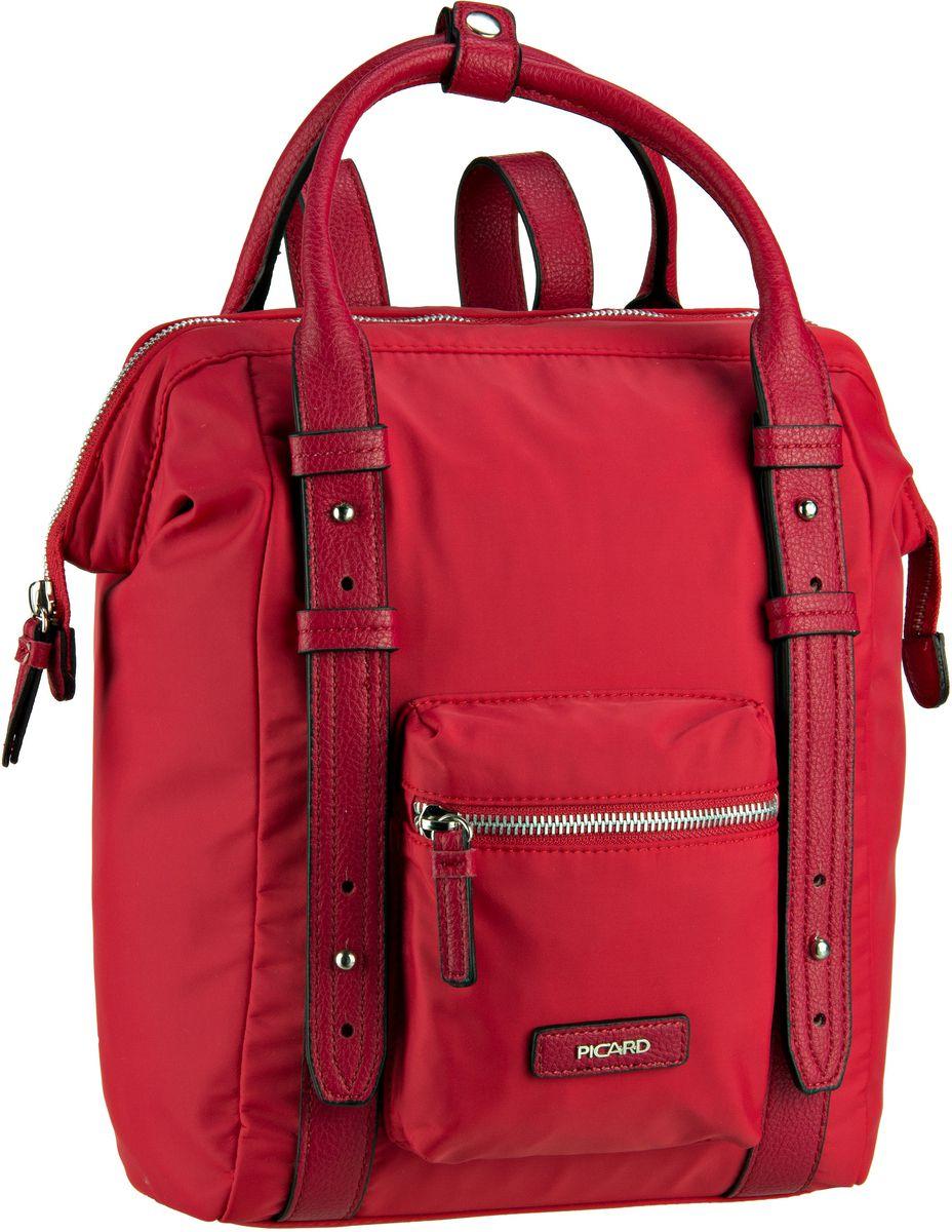Laptoprucksack Burner 2336 Rot