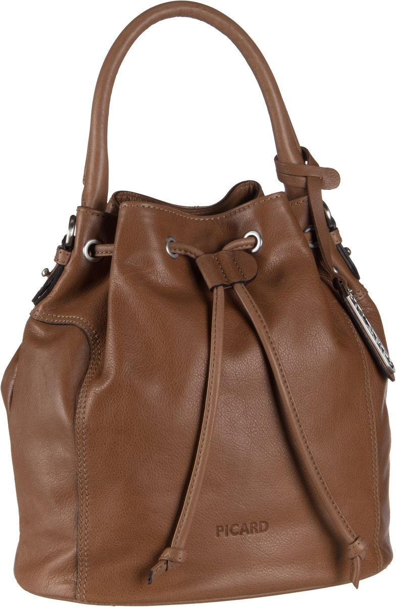 Handtaschen für Frauen - Picard Handtasche Ohana 4573 Coconut  - Onlineshop Taschenkaufhaus