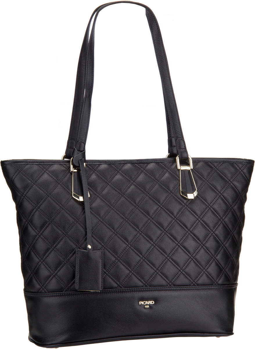 Picard Fascinate 9007 Schwarz Shopper