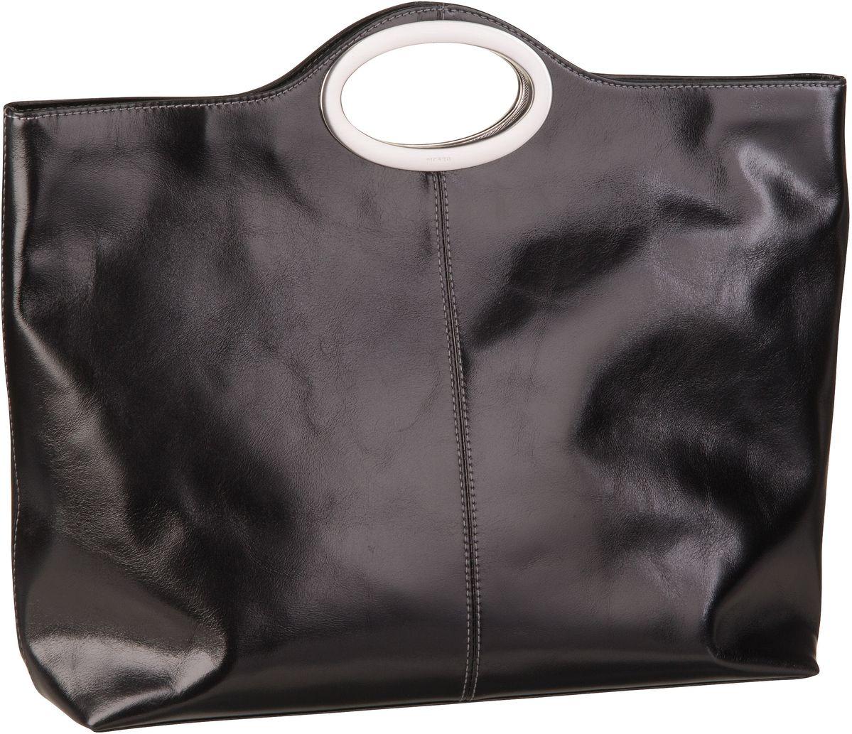Handtasche Bucket 4596 Schwarz