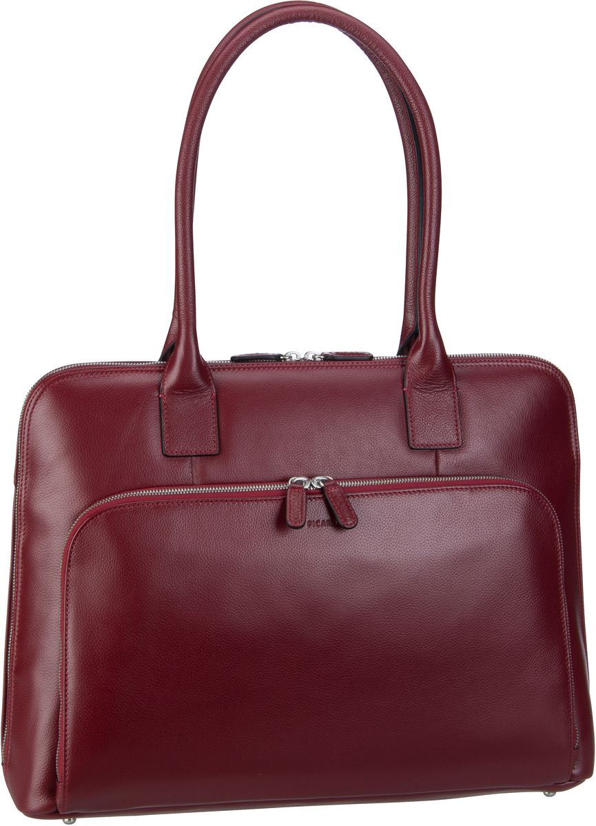 Picard Aktentasche Milano 9319 Rot