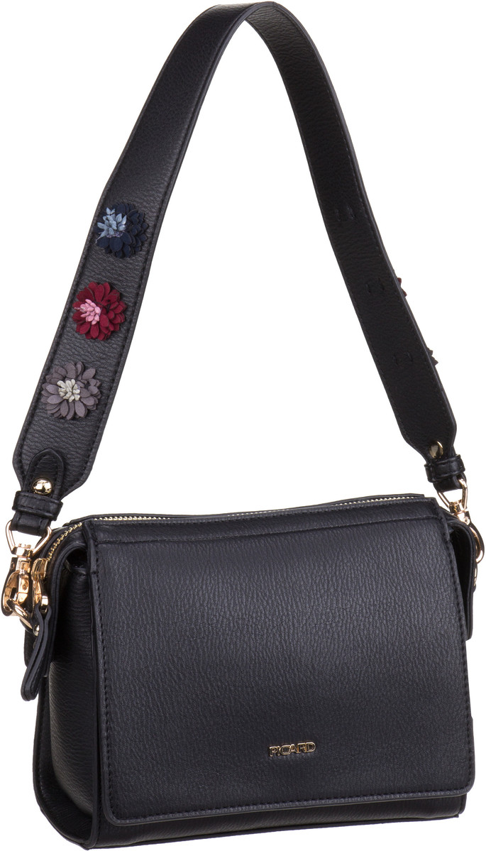 Handtasche Bloom 2369 Schwarz