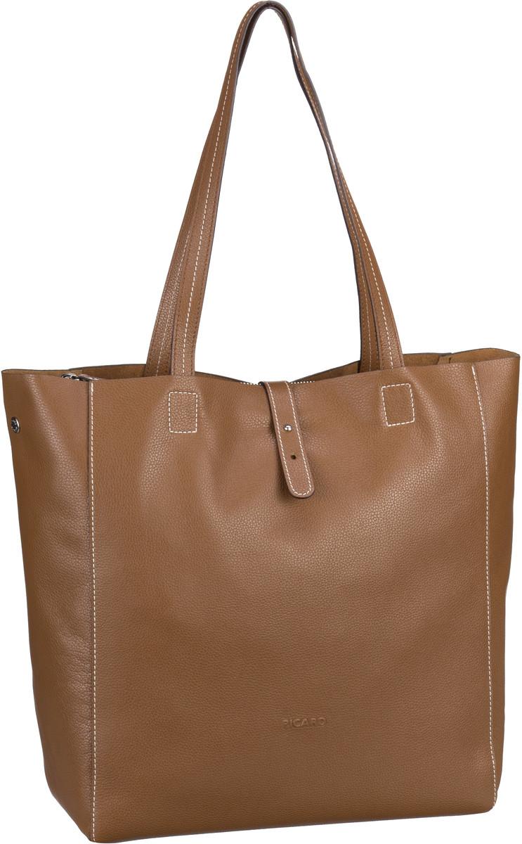 Handtasche Vibes 9184 Cognac