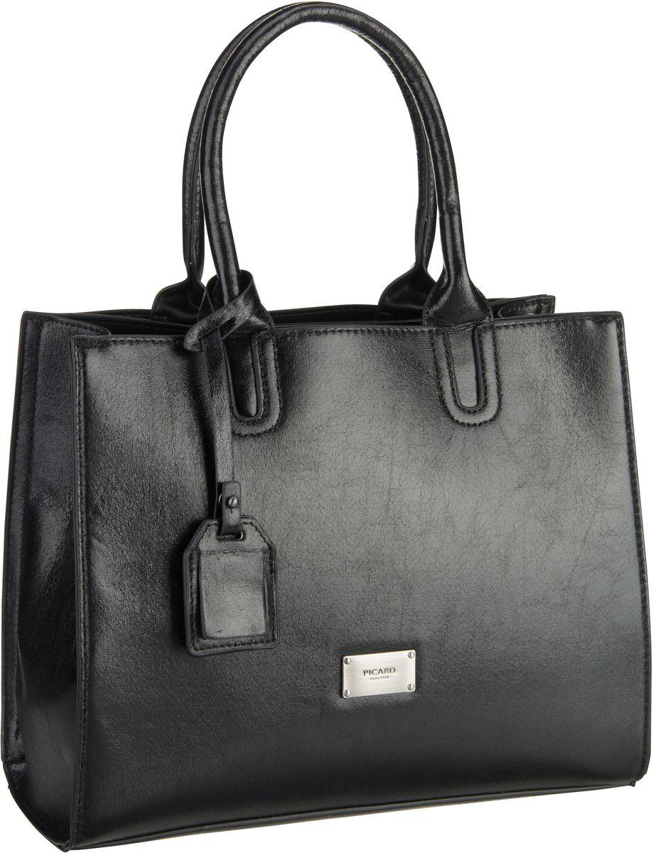 Picard Handtasche Brilliance 2558 Schwarz
