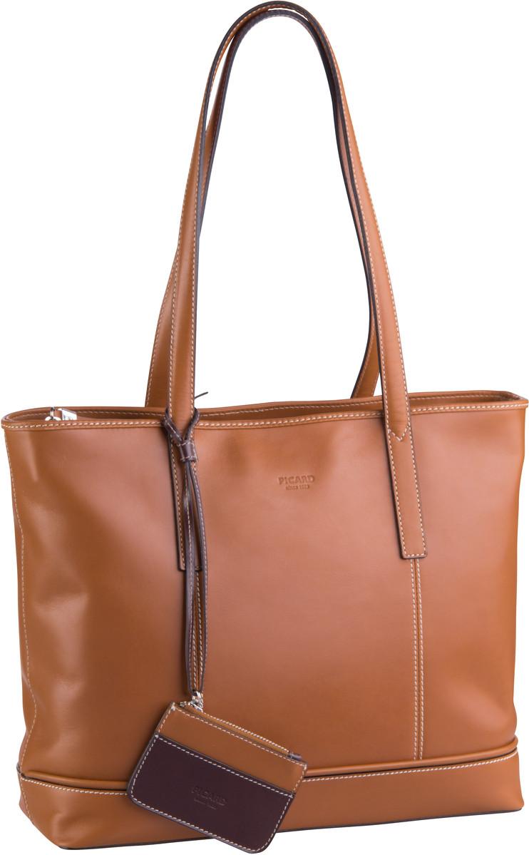 Handtasche Companion 4722 Cognac