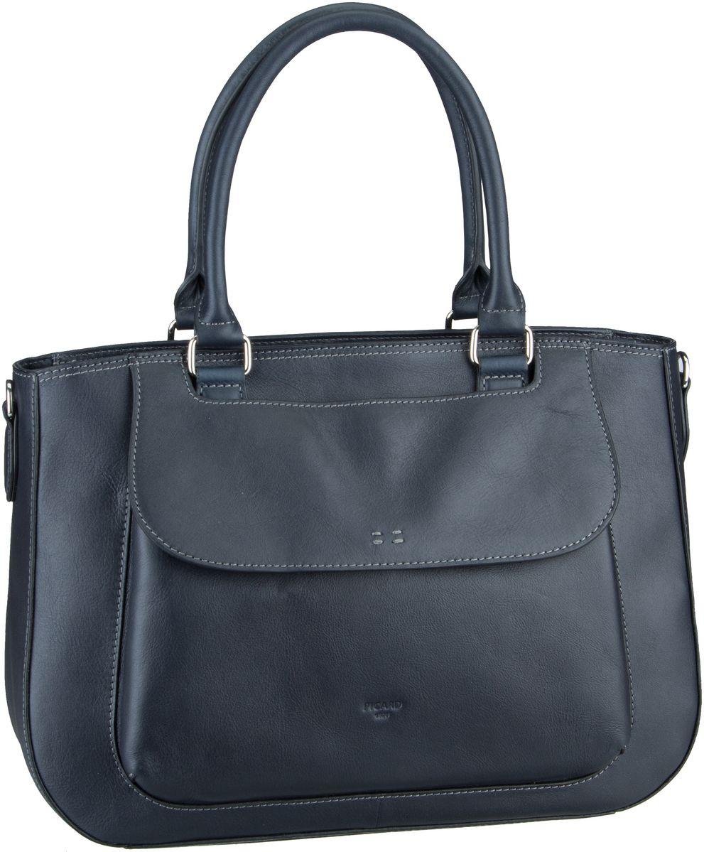 Handtasche Kamilia 9296 Ozean