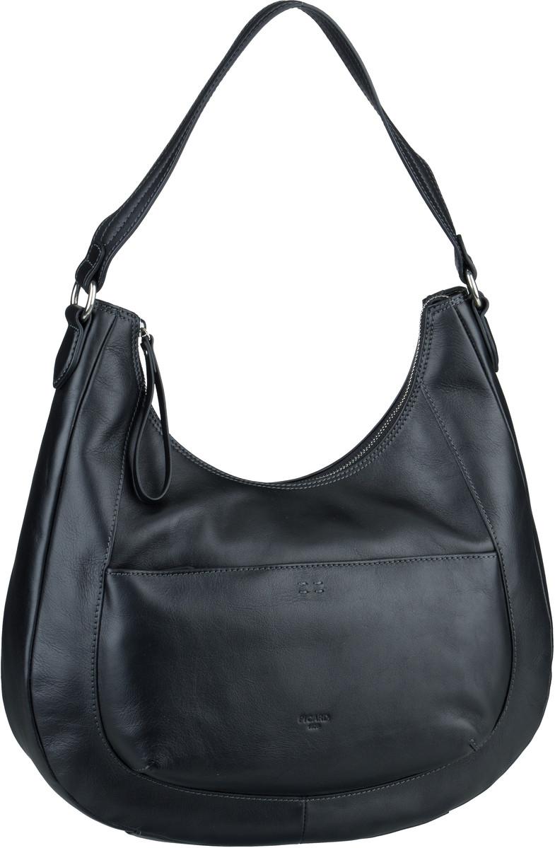 Handtasche Kamilia 9300 Schwarz