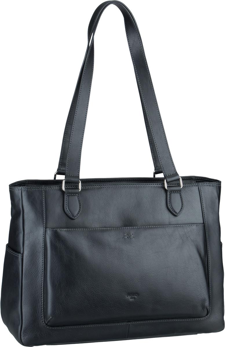 Handtasche Kamilia 9301 Schwarz