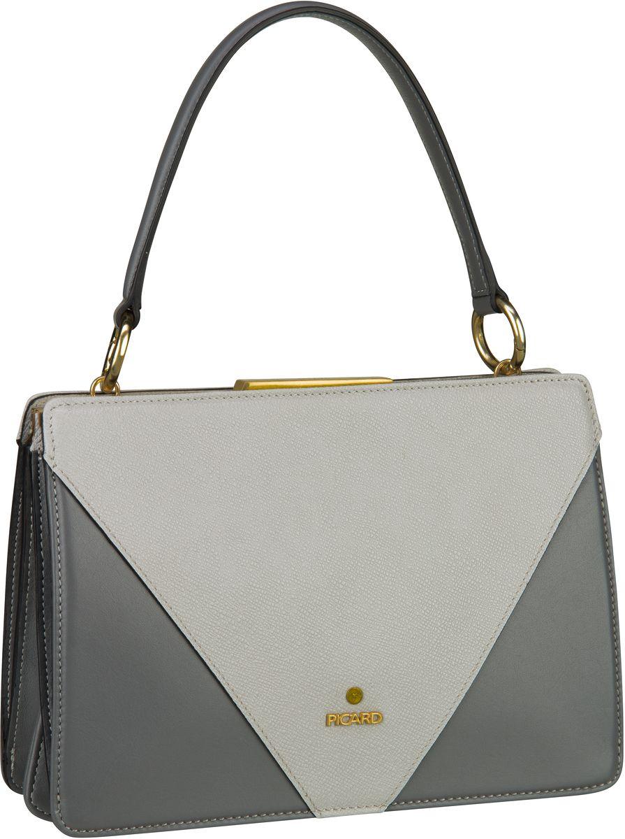 Handtasche Since 9311 Kiesel/Kombi