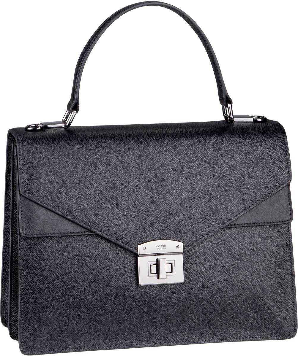 Handtasche Gotcha 9285 Schwarz