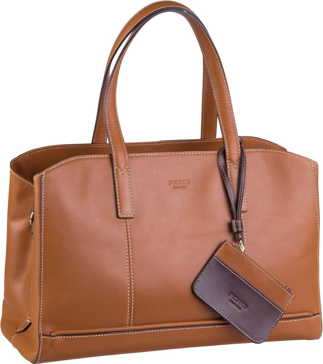 Handtasche Companion 4723 Cognac