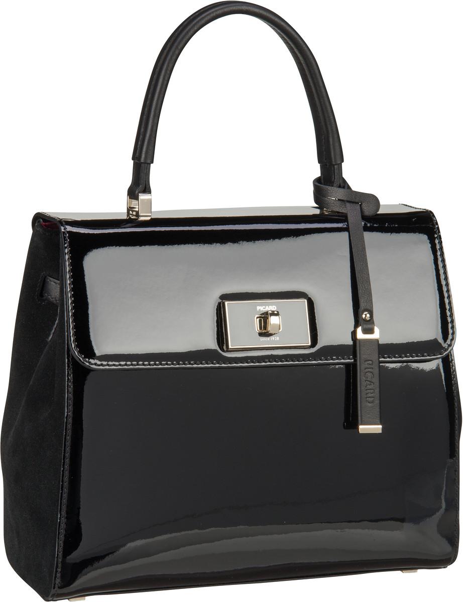 Handtasche Match 4718 Schwarz